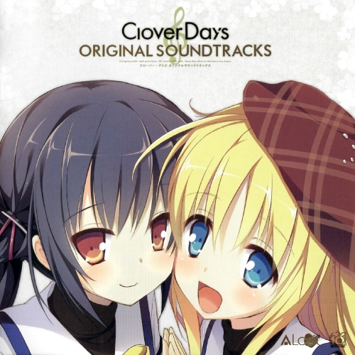 [140429][ALcot] Clover Day's ORIGINAL SOUNDTRACKS (320K+BK/FLAC+CUE+BK)