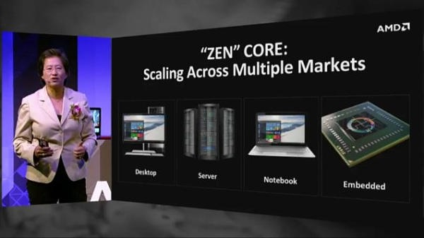 【AMD预计将在16年末少量出货Zen,17年初开始完全供应】AMD May Ship Limited Volume of Zen FX Processors in Late Q4 2016, Full Volume Availability in Q1 2017