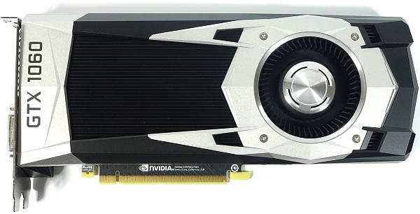 NVIDIA GeForce GTX 1060 Reviews