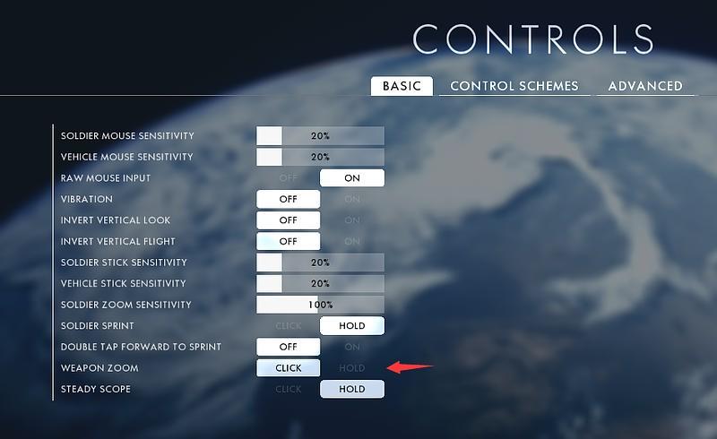 【Battlefield 1】战地1 各项Settings设置推荐