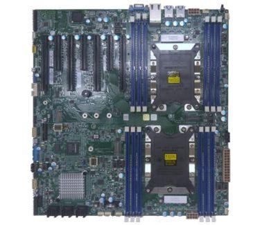 LGA3647 Skylake至强: Tyan 2P Skylake-SP 双路主板曝光