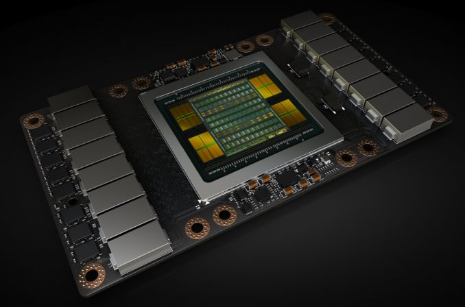 【Anandtech】NVIDIA揭晓Volta架构:发布GV100 GPU及Tesla V100加速卡