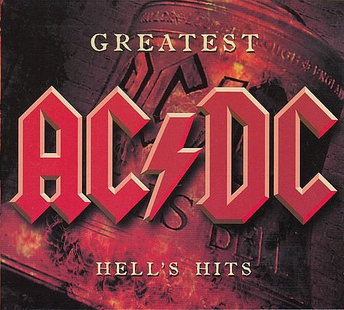 AC/DC  - Greatest Hell's Hits【FLAC】
