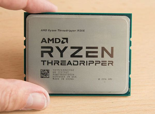 击败了Intel的CPU:AMD Ryzen Threadripper有趣的背后故事