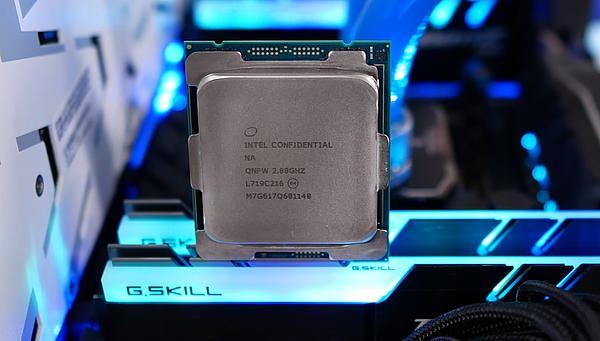 Intel Core i9-7980XE & 7960X测试【HUB】