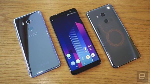 HTC 发布 U11+,回应近来的大屏幕趋势