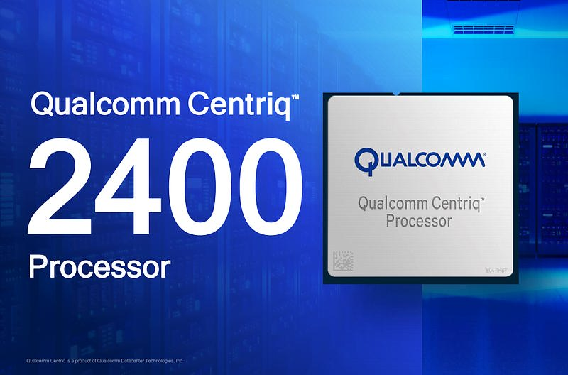 高通Qualcomm Centriq 2400 SOC:48核@2GHz+,60MB L3