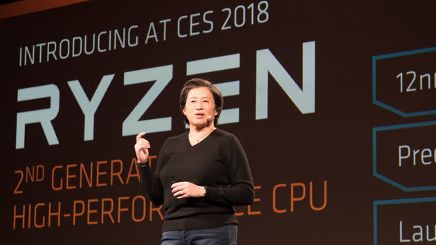 AMD 2018年计划:12LP Zen+ Ryzen/Threadripper 2000系列及X470芯片组,桌面版Ryzen APU,Ryzen 3 Mobile,Vega Mobile移动版独显,7nm Vega 20