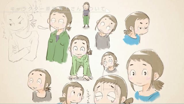 《Hisone与Masotan》将于4月开播   公开收录动画草图等内容的宣传影片