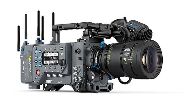 Arri发布电影级摄影机Alexa LF 采用全新卡口及更大传感器