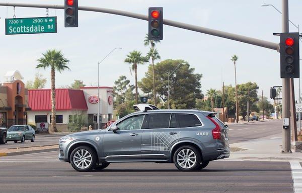 Uber 已与自驾车事故家属和解