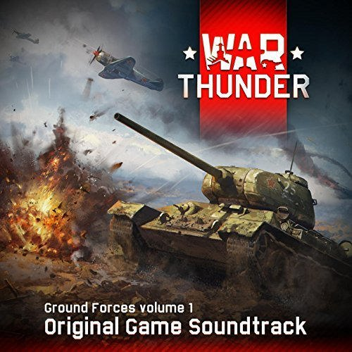 [141201]WarThunder: Ground Forces Vol.1 Original Game Soundtrack / Baltic Symphony Orchestra 【16bit/44.1KHz FLAC】