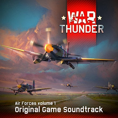 [141201]WarThunder: Air Forces Vol.1 Original Game Soundtrack / Baltic Symphony Orchestra 【16bit/44.1KHz FLAC】