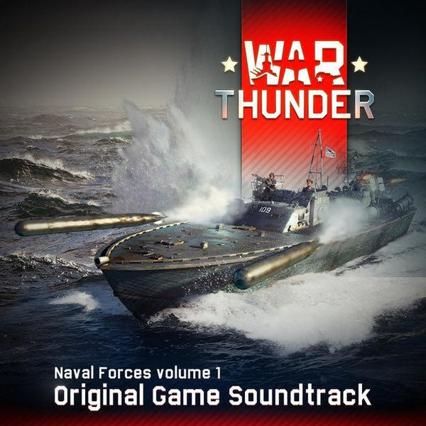 [161201]WarThunder: Naval Forces Vol.1 Original Game Soundtrack / Baltic Symphony Orchestra【MP3】